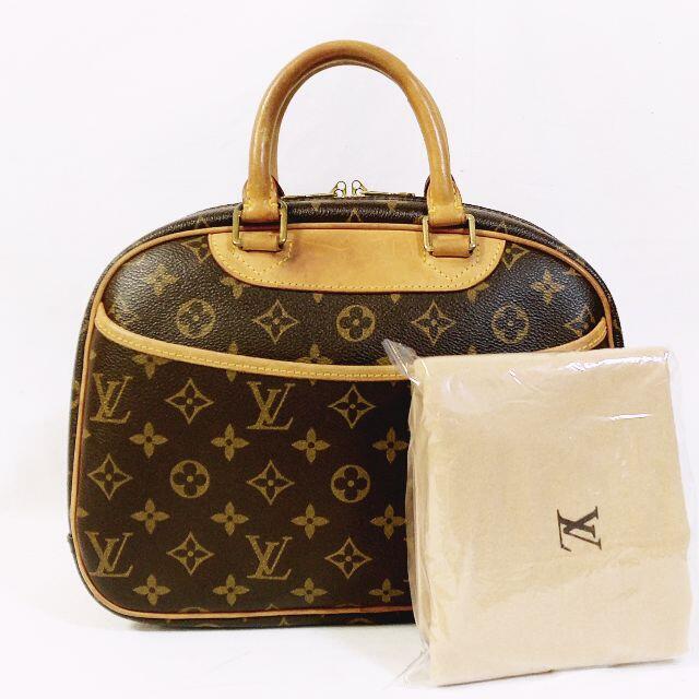 LOUIS VUITTON(ルイヴィトン)の【美品級】ルイヴィトン(モノグラム)トゥルーヴィル 人気 品薄 可愛い♪ レディースのバッグ(ハンドバッグ)の商品写真