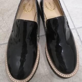 ランダ(RANDA)の✨美品✨RANDAファッション靴👞レディース(ローファー/革靴)