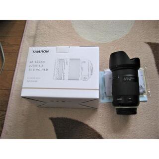TAMRON - タムロン18-400mm F/3.5-6.3 Di II VC HLD ニコン
