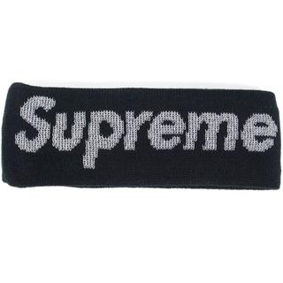 シュプリーム(Supreme)のSupreme17FW New Era  Reflective Logo 黒(その他)