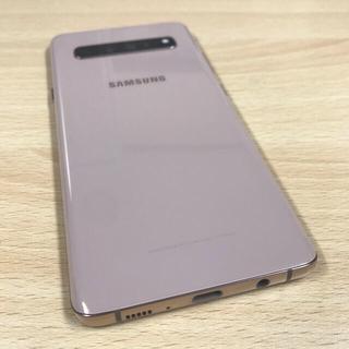 Galaxy - Galaxy S10 5G Royal Gold 256GB SIMフリー