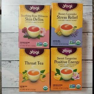 カルディ(KALDI)のヨギティー yogi tea  4種(茶)