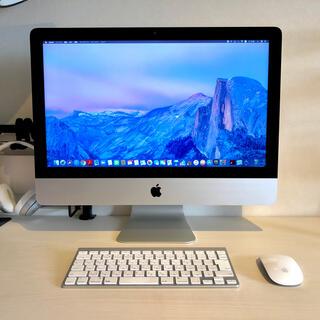 アップル(Apple)のゆうや様専用 iMac(オフィス/パソコンデスク)