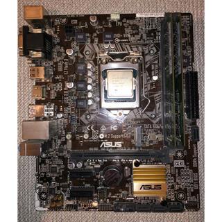 エイスース(ASUS)のマザーボード(PCパーツ)