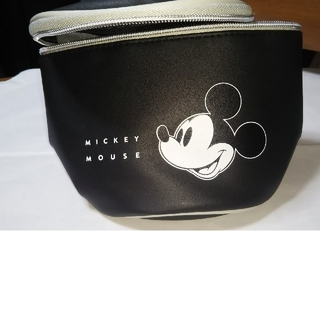Disney - SPRIiNG4月号付録MICKEY MOUSE ミッキー筒型ポーチ