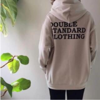 DOUBLE STANDARD CLOTHING - 激レア★完売品★ダブルスタンダードクロージング キャノンループパーカー38