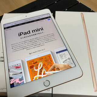 Apple - 美品 iPad mini5 64GB