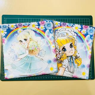 キャンディキャンディ ハンカチ 2枚(ハンカチ/バンダナ)