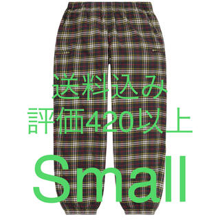 Supreme - 定価以下 Supreme Tartan Flannel Skate Pant