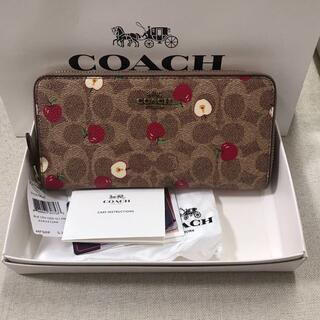 COACH - COACH コーチ 新品 最新作 限定 財布F76546
