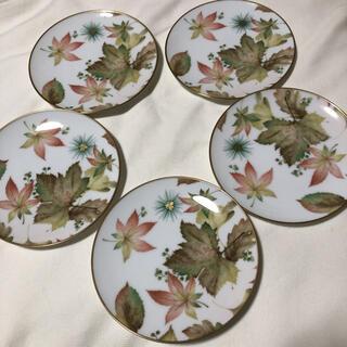 ノリタケ(Noritake)のノリタケ 乃りたけ 平皿 5枚セット 未使用(食器)