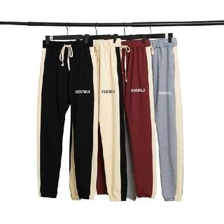 エッセンシャルデザイン(ESSENTIAL DESIGNS)の  FOG Essentials Nylon Pants ブラック(その他)