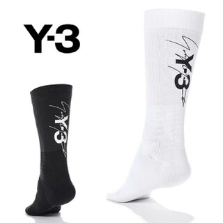 Y-3 - 【廃盤!新品未使用!】Y-3 ワイスリー ソックス 靴下 26-28