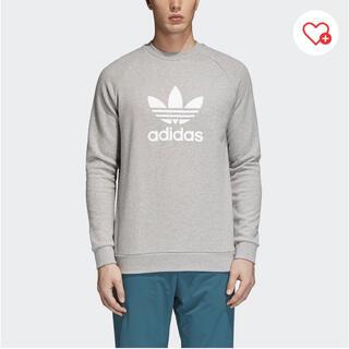アディダス(adidas)のadidas アディダス TREFOIL CREW(スウェット)