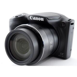 キヤノン(Canon)の#2335☆Wi-Fi付き♪広角〜超望遠‼☆ Canon キャノン SX400(コンパクトデジタルカメラ)