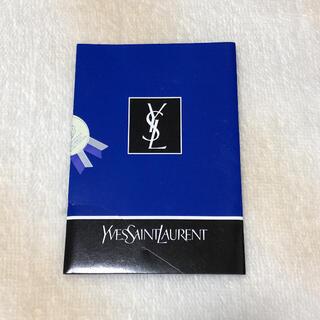 イヴサンローランボーテ(Yves Saint Laurent Beaute)のYVESAINT LAURENT ハンカチ(ハンカチ)