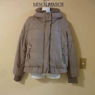 MISCH MASCH - MISCH MASCHミッシュマッシュ♡お洒落ショート丈ダウンコート