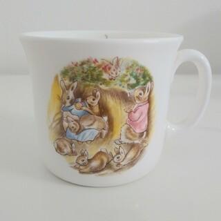 ロイヤルアルバート(ROYAL ALBERT)のロイヤルアルバート マグカップ(グラス/カップ)