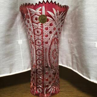 クリスタル花瓶(花瓶)