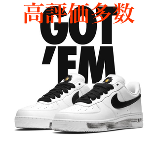 PEACEMINUSONE - AIR FORCE 1   G-Dragon  29センチ