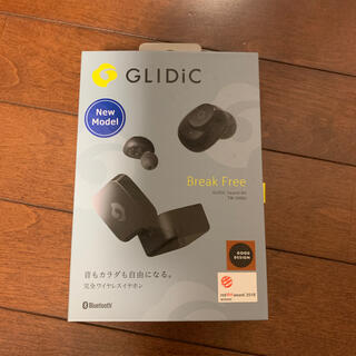 ソフトバンク(Softbank)のGLlDiC(ヘッドフォン/イヤフォン)