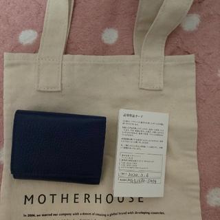 MOTHERHOUSE - マザーハウス ハナビラコンパクトウォレット