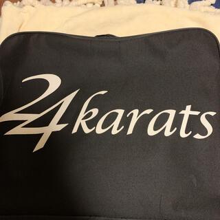 トゥエンティーフォーカラッツ(24karats)の24karats ジャージケース(ミュージシャン)