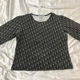 クリスチャンディオール(Christian Dior)のDior trotter tee rare(Tシャツ(長袖/七分))