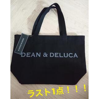 DEAN & DELUCA - 大人気⭐️DEAN&DELUCA大トートバッグ ブラック