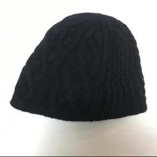 ネストローブ(nest Robe)のマチュアーハ mature ha ニット帽(ニット帽/ビーニー)