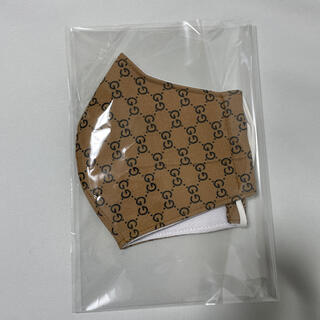 Gucci - オシャレグッズ GUCCI風 マスクカバー