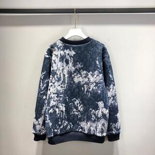 LOUIS VUITTON - Louis Vuitton ディストレスト セーター