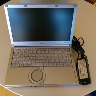 パナソニック(Panasonic)のパソコンPanasonic CF-NX3JDGCS(ノートPC)