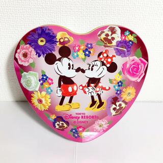 ディズニー(Disney)のミキミニ💐空き缶(キャラクターグッズ)