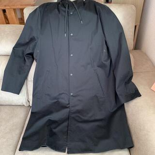 ハレ(HARE)のコート ジャケット 黒 Sサイズ ハレ HARE(モッズコート)