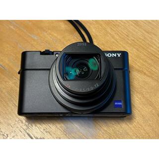 ソニー(SONY)のSONY RX100M6 美品(コンパクトデジタルカメラ)