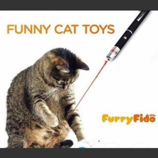 【新品】猫おもちゃ プレゼンに(プロジェクター)