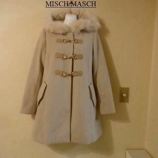 ミッシュマッシュ(MISCH MASCH)のMISCH MASCHミッシュマッシュ♡フォックスファービットダッフルコート①(ダッフルコート)