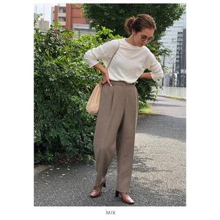 TODAYFUL - TODAYFUL Centerpress Trouser mix 36サイズ