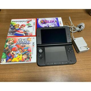 ニンテンドー3DS - 3DSLL 本体、ソフトセット 【値引き中、早い者勝ち!】