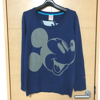 ディズニー(Disney)のディズニーミッキーマウスセーターM(ニット/セーター)