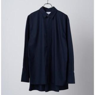 ステュディオス(STUDIOUS)のLui's 20AW 新作 ビッグダブルカフス ドレスシャツ(シャツ)