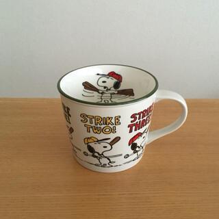 ピーナッツ(PEANUTS)のSNOOPY  カラーマグカップ(グラス/カップ)