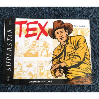 イタリア コミック Texについて解説本(アメコミ/海外作品)