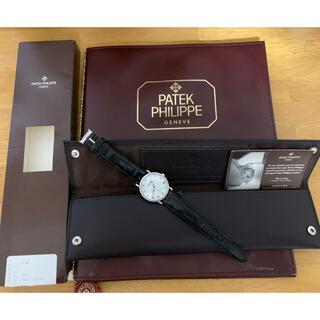 パテックフィリップ(PATEK PHILIPPE)のさんちゃん様専用 高級腕時計‼️ パテックフィリップ ⭐️カラトラバ⭐️(腕時計(アナログ))