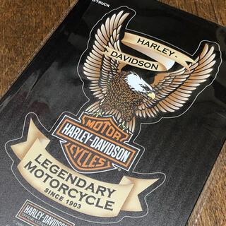 Harley Davidson - 白頭鷲 ブリキ看板