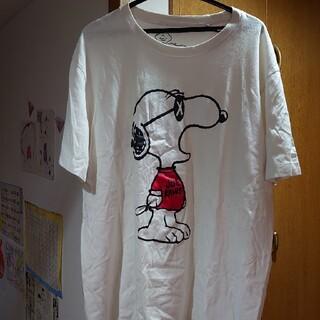 UNIQLO - ユニクロ スヌーピー Tシャツ XL