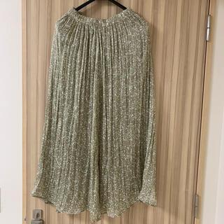 FRAY I.D - 【送料無料】フレイアイディー 2021年福袋 ロングスカート プリーツスカート