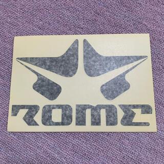 ロームエスディーエス(ROME SDS)の【新品】ROME ステッカー(ボード)