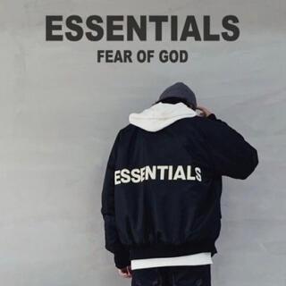 FEAR OF GOD - 【新品未使用】 FOG fear of god Essentials MA-1